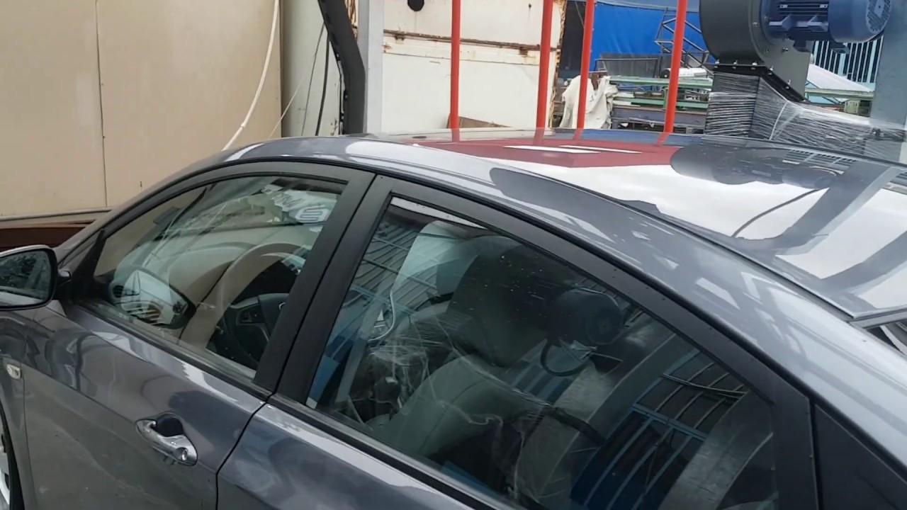 Otomatik Dokunmasız Araç Yıkama Makinesi Kurutmalı (Touchless Car Wash Machine, Brushless Car Wash )