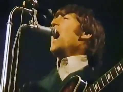 The Beatles - Live In Germany, 1966 (Color Footage, Restored and Enhanced) HD