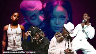 Sexual Tipsy Twisted Work Whisper - Marvin Gaye X Keith Sweat X Rihanna X JKwon mashup[Marvie Music]