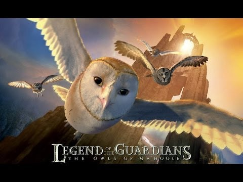 (Wii) Legend of the Guardians: The Owls of Ga'Hoole - Playthrough (All Gold Medal)