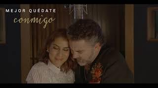 Mijares & María León - No Te Vayas Todavía (Lyric Video)