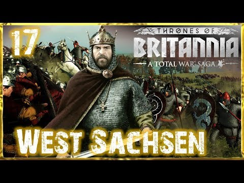Lets play: Total War Saga - Thrones of Britannia West-Sachsen (German | HD | Sehr Schwer) #17