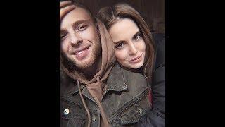 Егор Крид и Дарья Клюкина