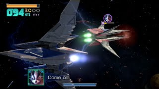 Enter Star Wolf Zero - Star Fox Zero Dogfighting (Full Audio!)