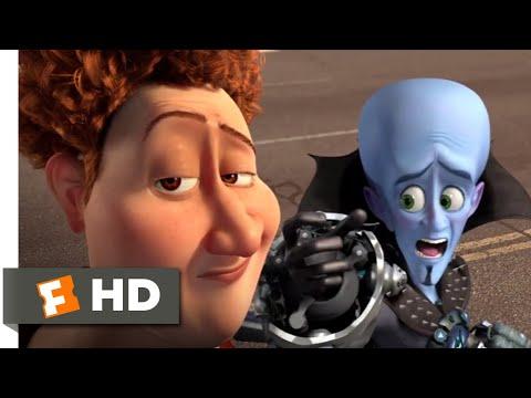 Megamind (2010) - Megamind Vs. Titan Scene (10/10) | Movieclips