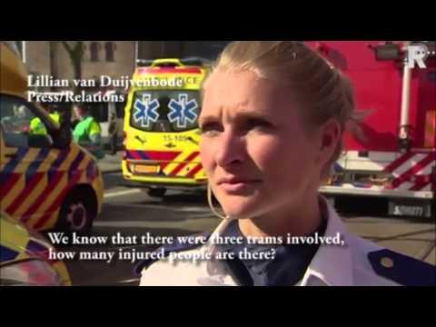 Jurian de Vries   Tram Collision