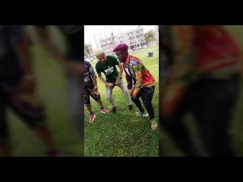 Ghazal × Nyangono Du Sud - Foup Fap Remix (Vidéo Virale)