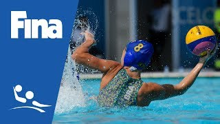 Official draw: FINA World Women