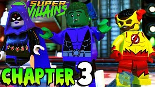 LEGO TEEN TITANS BATTLE! (Chapter 3) Lego DC Super-Villains Gameplay Walkthrough