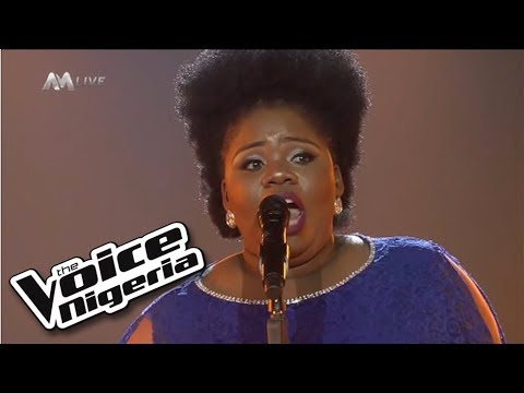 "Jahtell - ""And I'm Telling you""/ Live Show/ The Voice Nigeria/ Season 2"