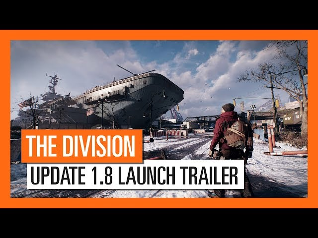 Tom Clancy's The Division - Free Update 1.8 Resistance Launch Trailer