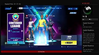 Fortnite tonight. Try and get some wins