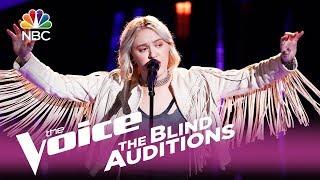 Chloe Kohanski - The Chain (The Voice Blind Auditions 2017)