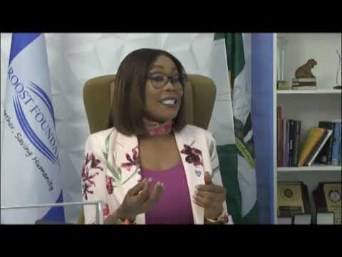 Download BEN Talks with Dame Julie Okah- Donli,  BOT Chair UNVTF Special Focus on Women in governance