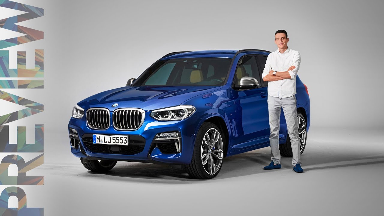 2018 bmw x3 g01 preview youtube