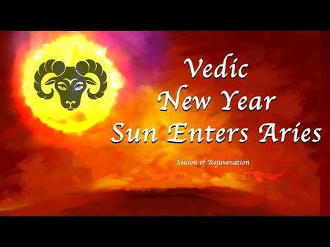 Vedic New Year 2018: Sun's Transit Into Aries