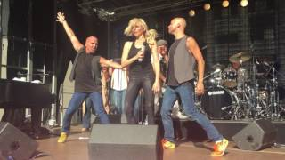 Debbie Gibson 80's Medley Live Fox and Friends NYC 8/26/2016