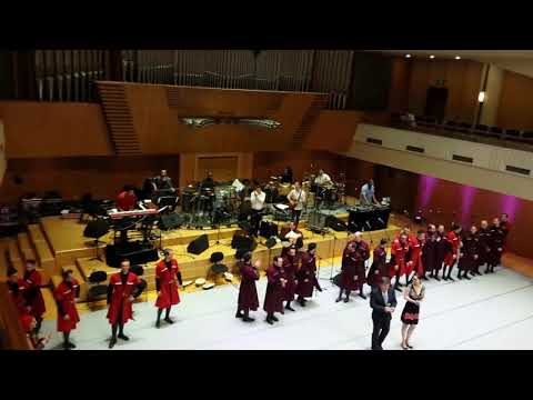 Giorgi Mikadze  Live from  Beijing Concert Hall (China)