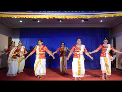 Santhome Church Feast 2018 (Mathruvedhi Dance)