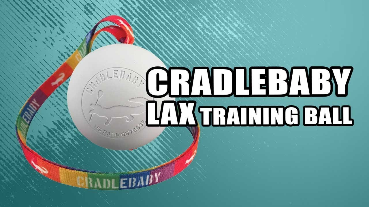 CradleBaby Lax Training Ball