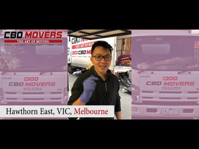 Comprehensive Moving Services in Hawthorn East, VIC, Melbourne