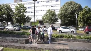 Balade à Nantes Dervallières avec Logan de Derville et les Greeters de Nantes, Nantes se dévoile