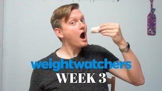 MUKBANG + WEIGHT WATCHERS UPDATE