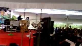 DJ Sekhar Menon Live 2015 at Kottayam Video 1