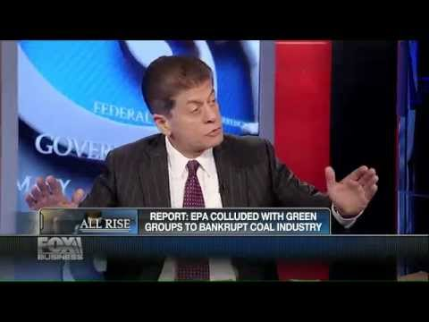 Judge Napolitano: EPA Colluding With Environmental Groups To Shutdown Coal Industry