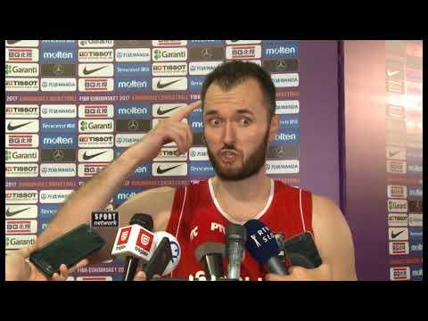Evrobasket 2017, [FINALE] Mačvan posle Slovenija  - Srbija 93:85