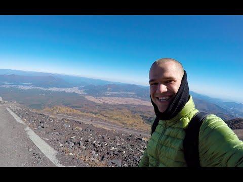Failed Attempt To Climb Mt. Fuji Off-Season 🇯🇵