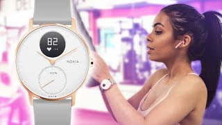 A day in my life with the Nokia Steel HR! Nokia Steel HR: https://n...
