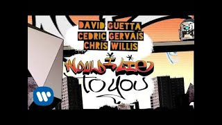 David Guetta, Cedric Gervais & Chris Willis - Would I Lie To You - Teaser 2