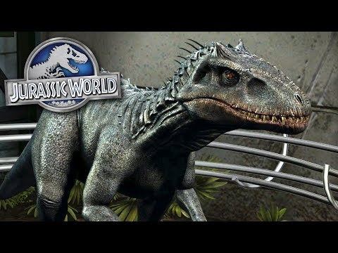 INDOMINUS REX IS BACK!!! - Jurassic World Pinball FX