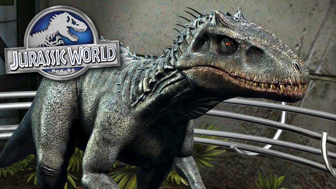 INDOMINUS REX IS BACK!!! – Jurassic World Pinball FX
