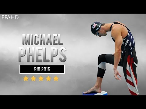 Michael Phelps ● Rio 2016 | Motivational Video | Best Moments - HD