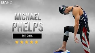 vuclip Michael Phelps ● Rio 2016 | Motivational Video | Best Moments - HD