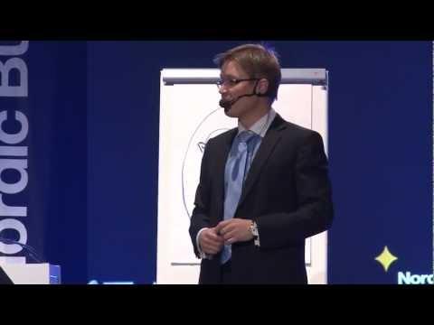 Nordic Business Forum 2011 - Hans-Peter Siefen
