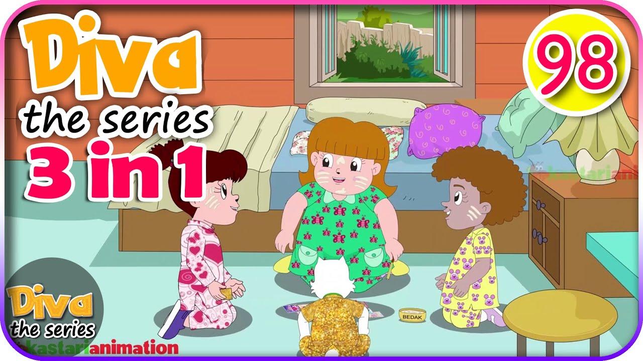 Download Seri Diva 3 in 1 | Kompilasi 3 Episode ~ Bagian 98 | Diva The Series Official