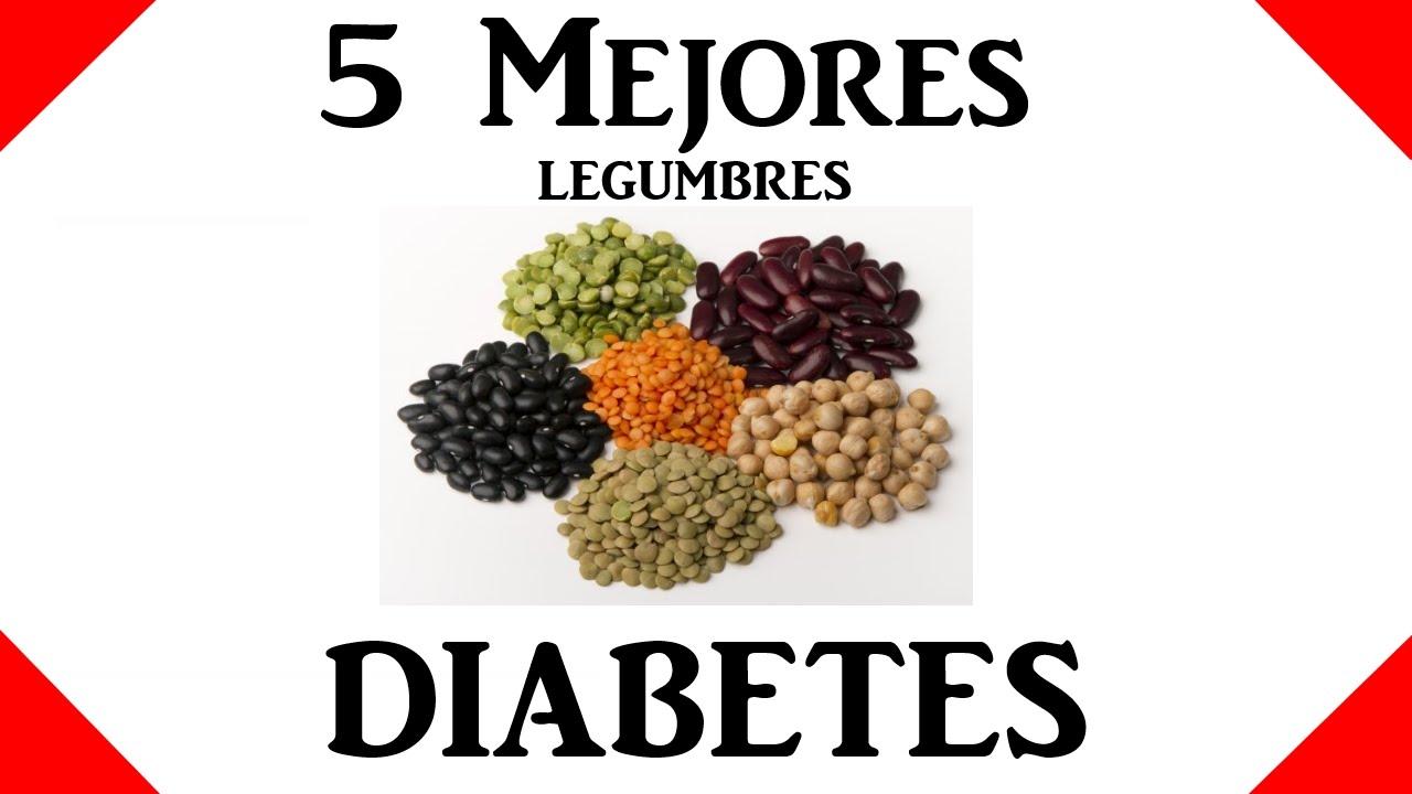 leguminosas y diabetes
