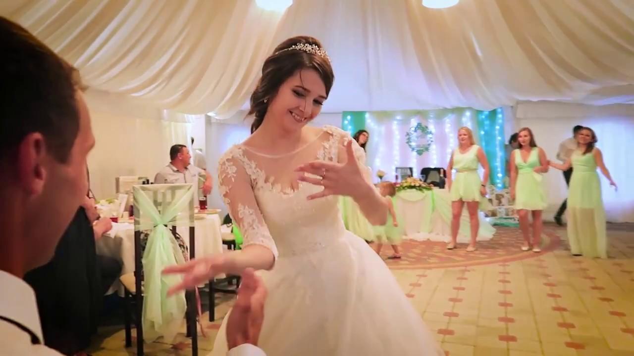 Танцевальный подарок жениху от невесты и её подружек 21