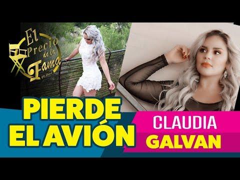 Claudia Galavan Pierde el Avion