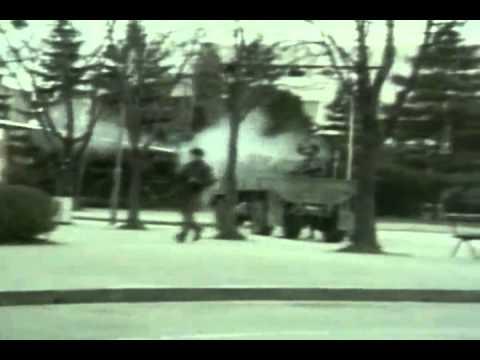 War In Bosnia  Serbs fighting with Muslim Army