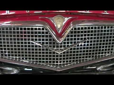 The Hudson at Ypsilanti's Automotive Heritage Museum