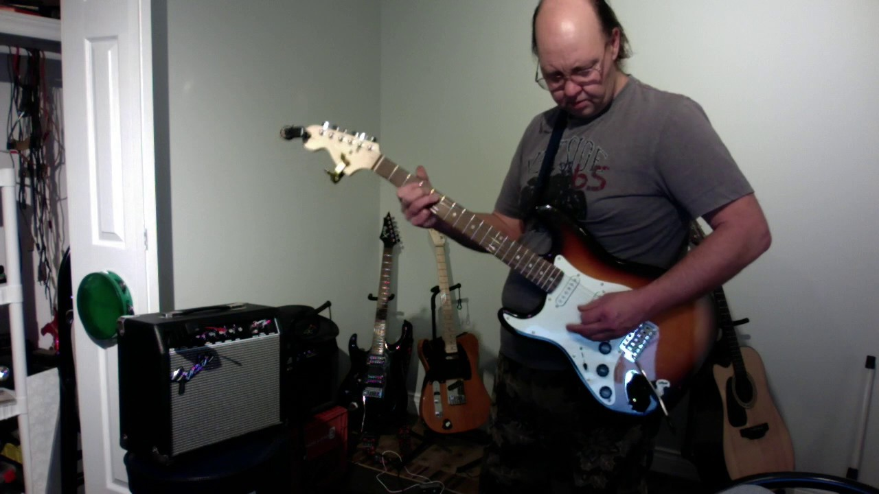 fender frontman 15g guitar amp demo and review youtube. Black Bedroom Furniture Sets. Home Design Ideas