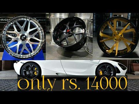 cheapest alloy wheel market || Karol Bagh New delhi ||