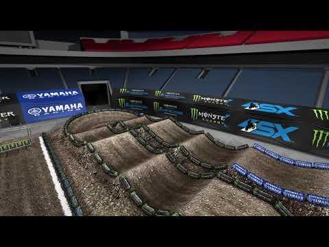 Yamaha Track Map Nashville