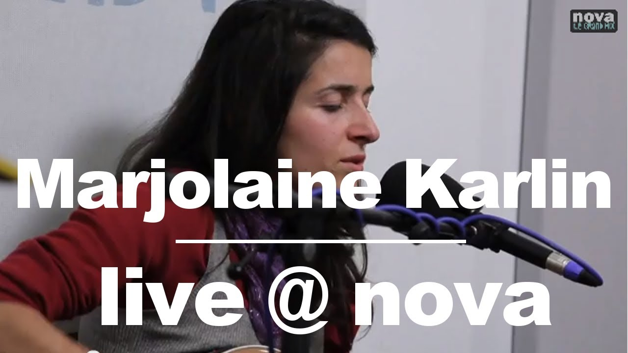 Marjolaine Karlin - Boat Train • Live @ Nova