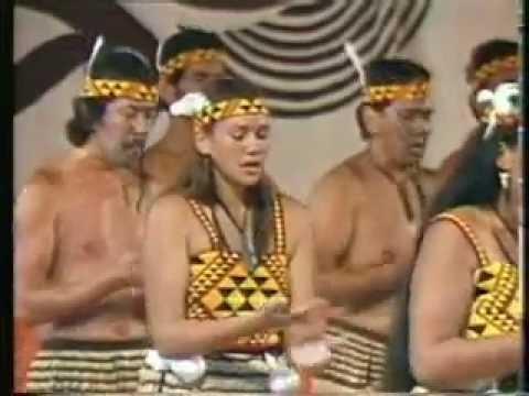 South Taranaki - NZ Polynesian Festival 1981, Avondale, Auckland