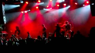 Final Episode - Asking Alexandria @ Helsinki Circus 2014 live (10.11.2014)
